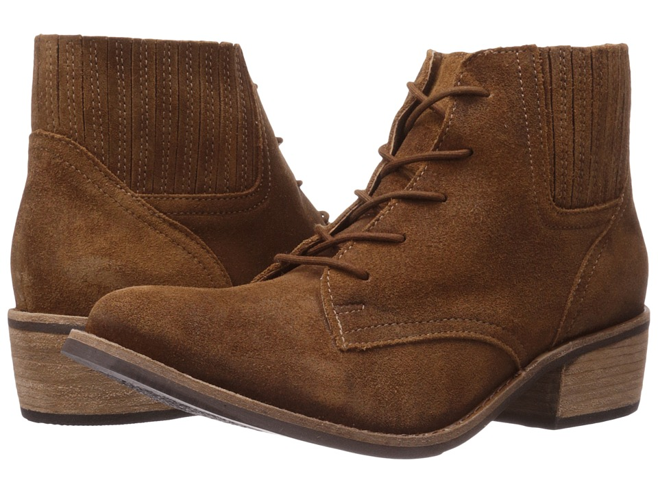 Matisse - Vinny (Fawn Leather Suede) Women's Pull-on Boots
