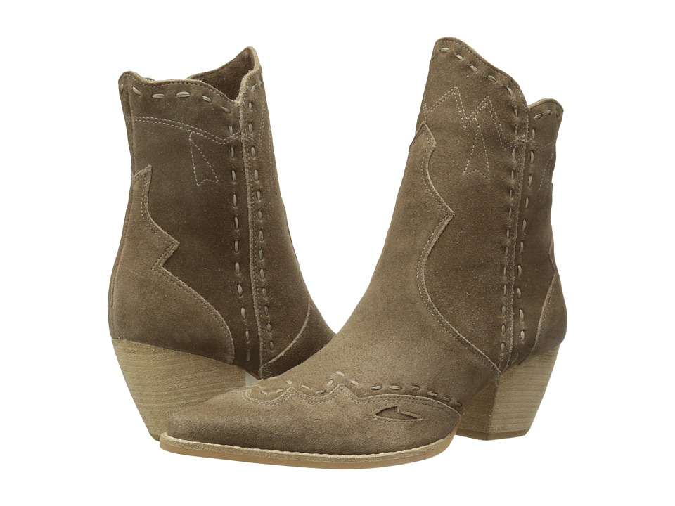 Matisse - Parker (Taupe Leather Suede) Women's Boots