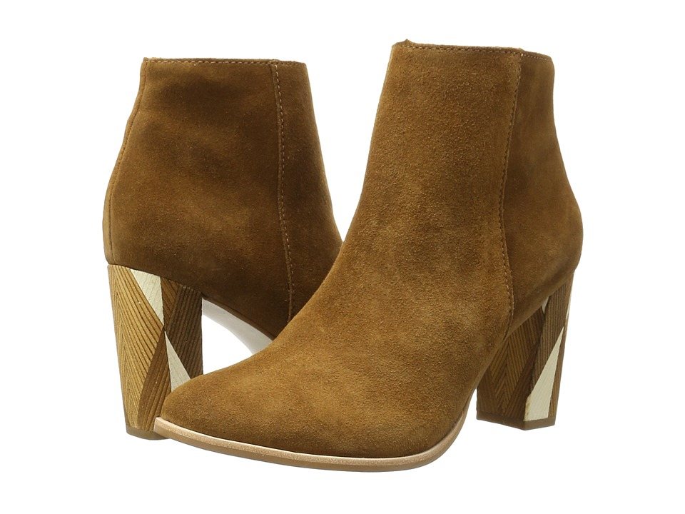Matisse - Metric (Fawn Leather Suede) Women's Boots