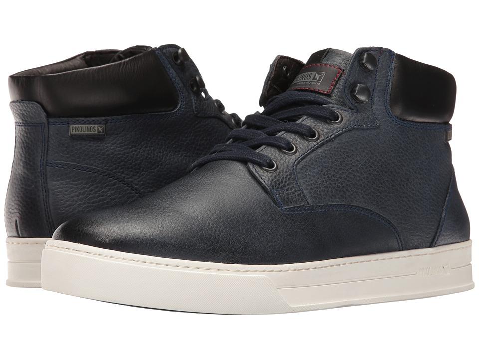 Pikolinos - Mackenzie M0C-8103NG (Blue) Men's Shoes