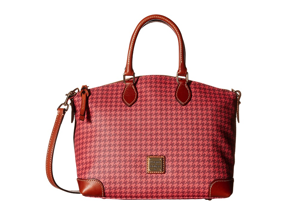 Dooney & Bourke - Henderson Satchel (Claret) Satchel Handbags