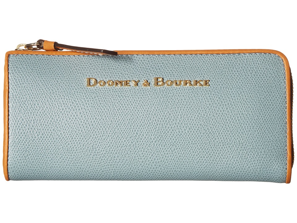 Dooney & Bourke - Claremont Zip Clutch (Heather) Clutch Handbags