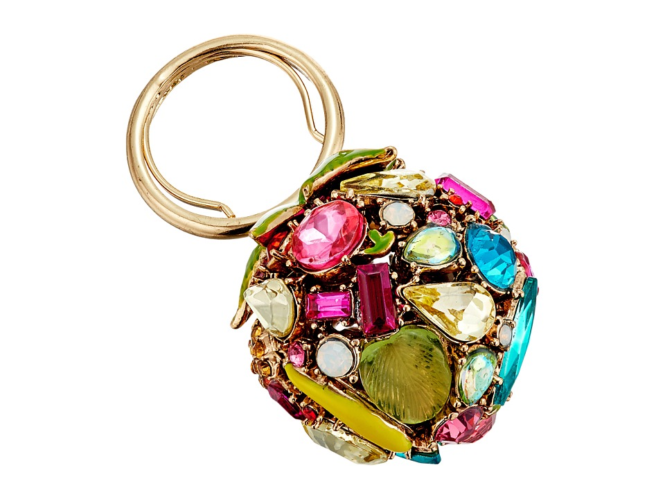 Betsey Johnson - Calypso Fruit Cluster Cocktail Ring (Multi) Ring
