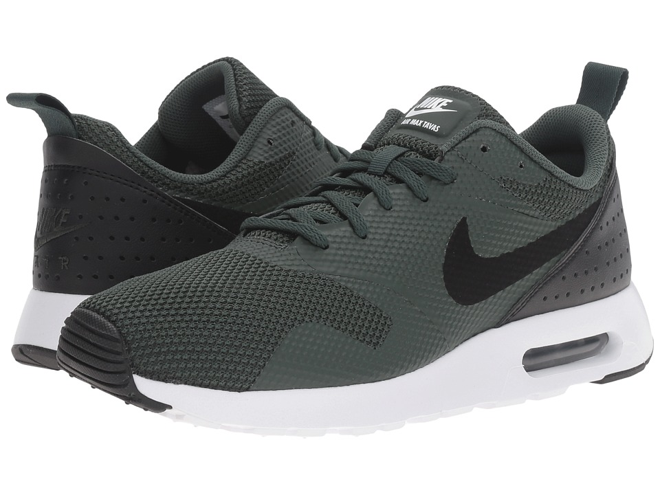 Nike - Air Max Tavas (Grove Green/Black/White) Men's Shoes