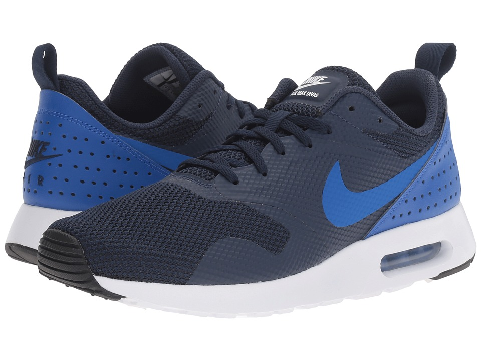 Nike - Air Max Tavas (Obsidian/Hyper Cobalt/Black/White) Men's Shoes