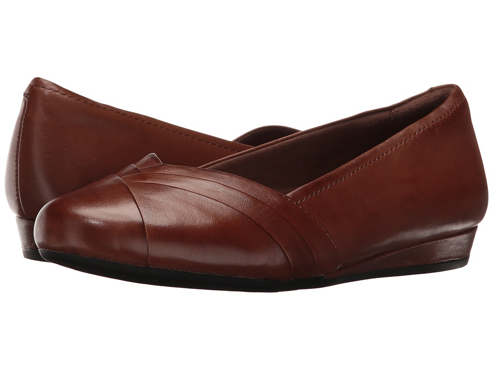Rockport Cobb Hill Collection Cobb Hill Galaway Greta (Almond) Women