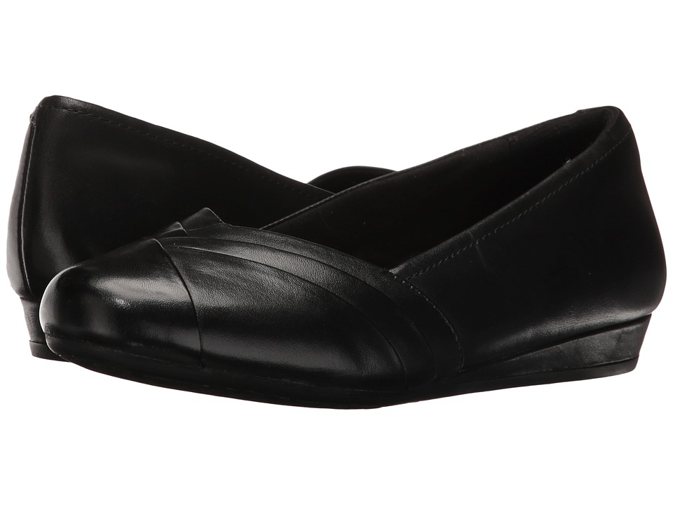 Rockport Cobb Hill Collection Cobb Hill Galaway Greta (Black) Women