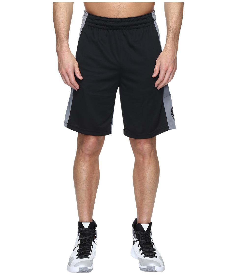 Nike - Basketball Short (Black/Cool Grey/Black/Black) Men's Shorts