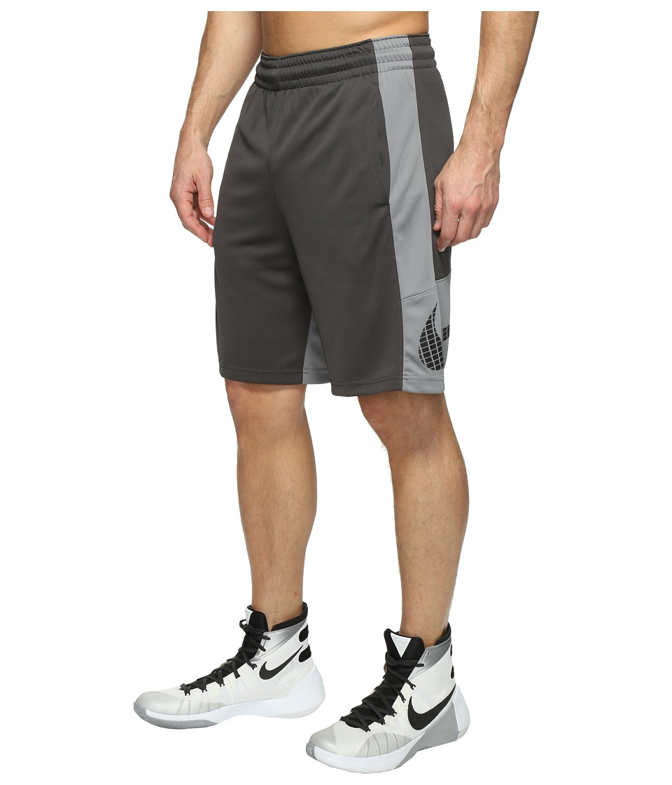 Nike - Basketball Short (Anthracite/Cool Grey/Black/Black) Men's Shorts