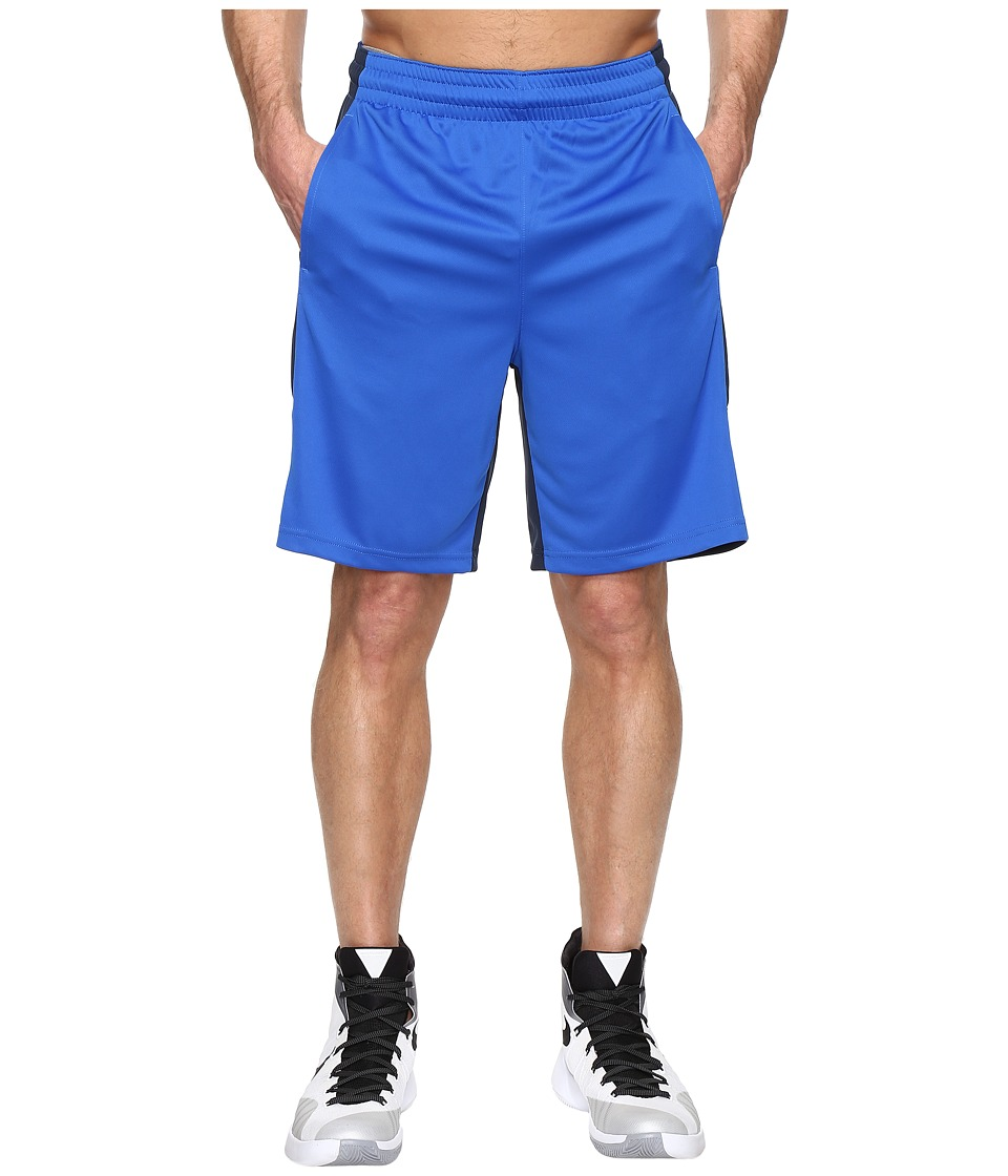 Nike - Basketball Short (Hyper Cobalt/Obsidian/Black/Black) Men's Shorts