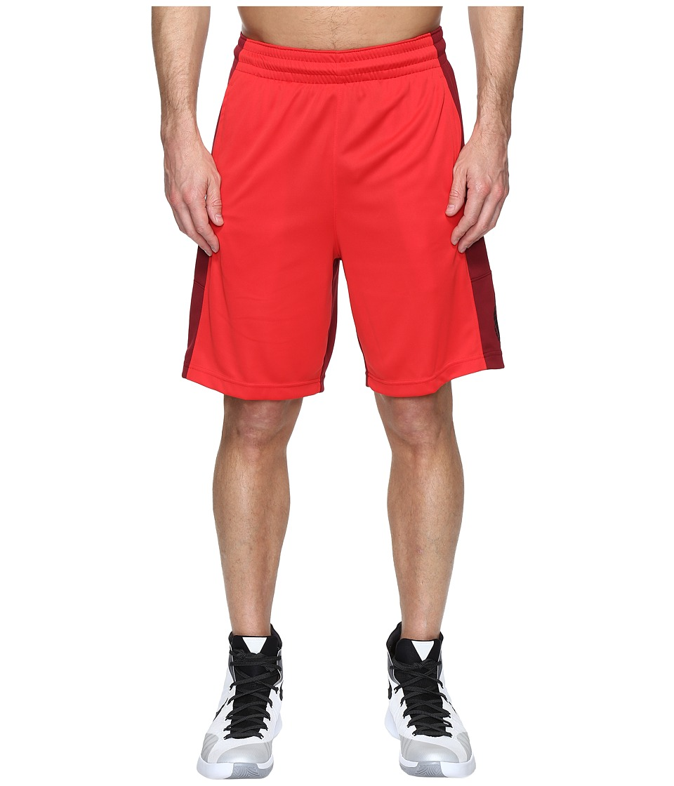 Nike Basketball Short (University Red/Team Red/Black/Black) Men