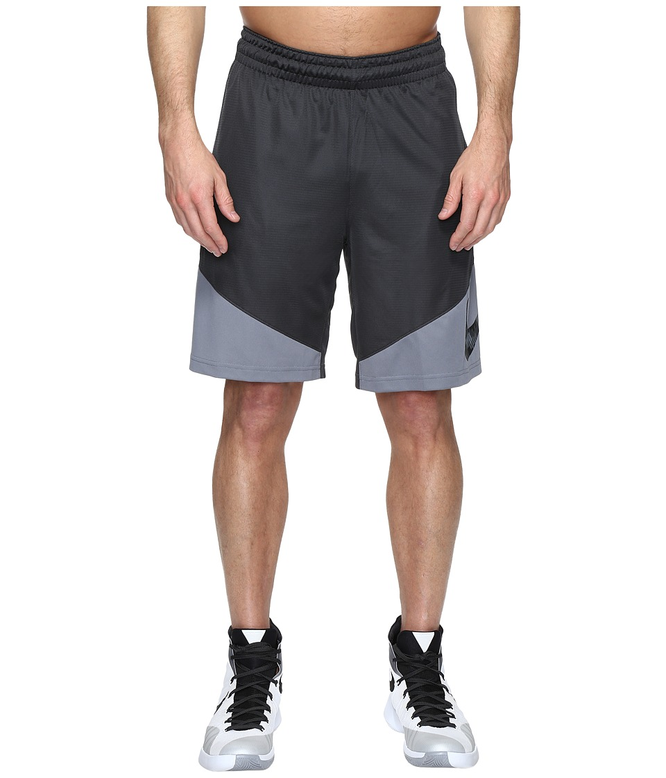 Nike - HBR Shorts (Anthracite/Cool Grey/Anthracite) Men's Shorts