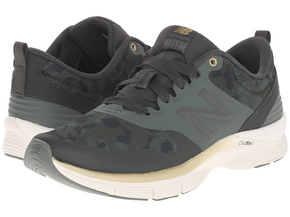 New Balance - WF717SC (Black/Grey) Women's Shoes