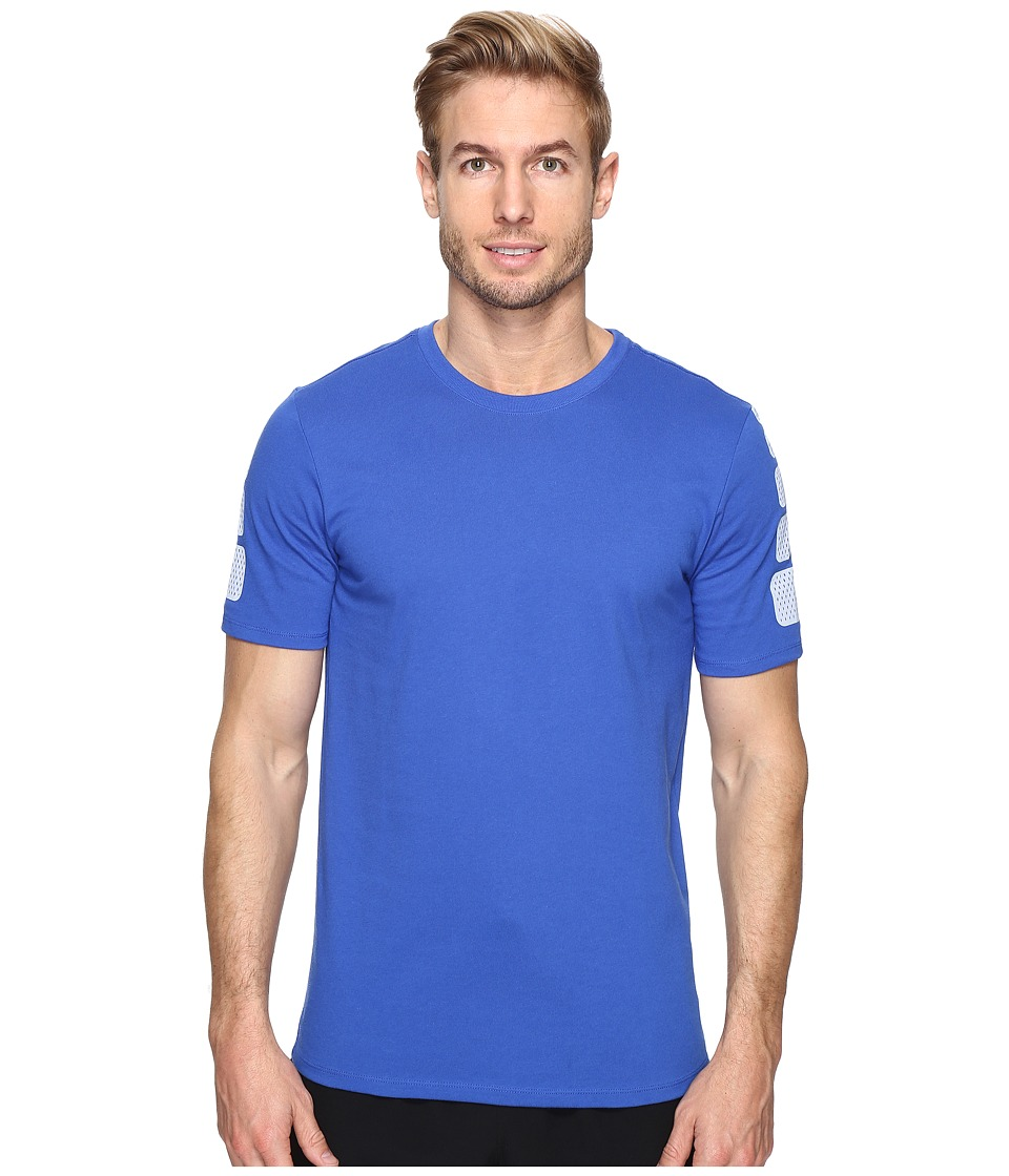 Nike - Elite Short Sleeve Tee (Game Royal/Game Royal) Men's T Shirt
