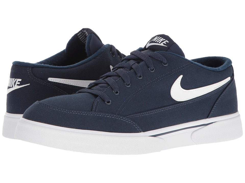 Nike - GTS '16 Textile (Midnight Navy/White) Men's Shoes