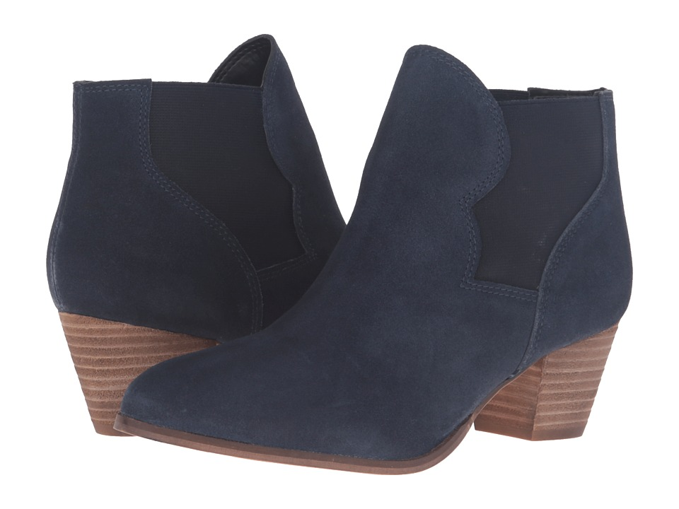 Coolway - Judy (Navy) Women's Shoes