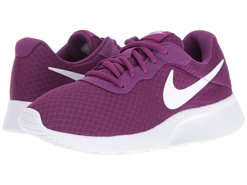 Nike - Tanjun (Bright Grape/White) Women's Running Shoes