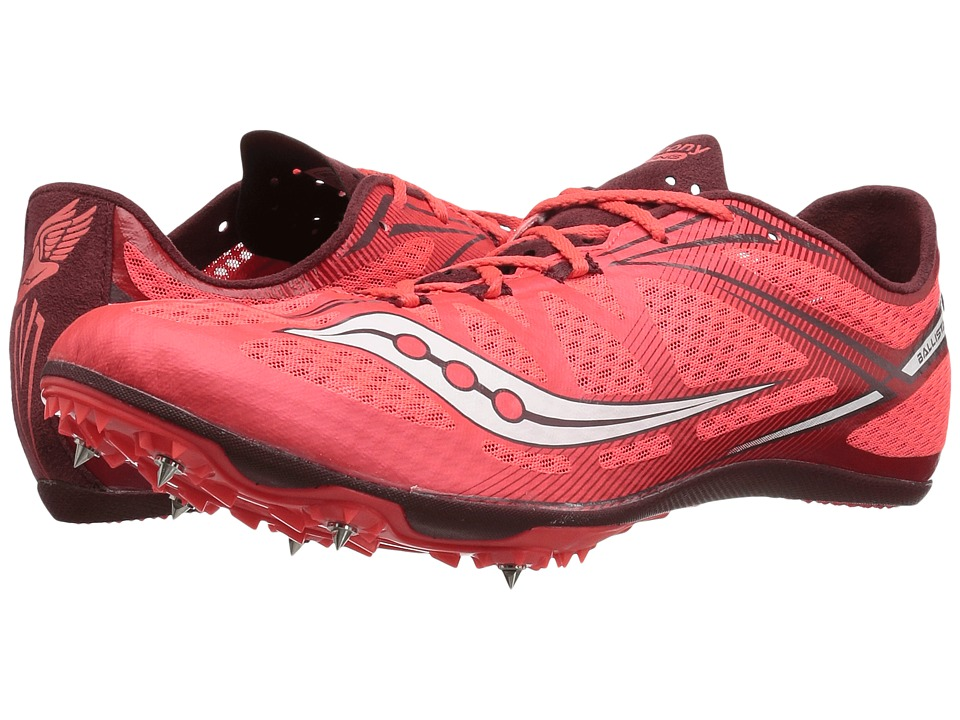 Saucony - Ballista (Red/White) Men's Running Shoes