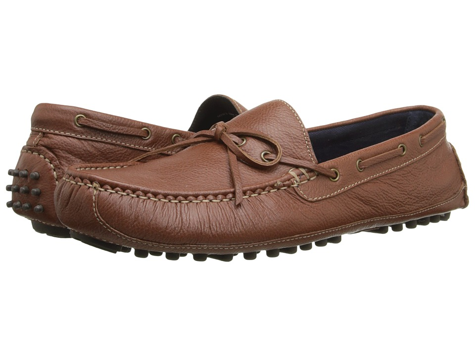 Cole Haan - Daytona Driver (Papaya) Men's Shoes