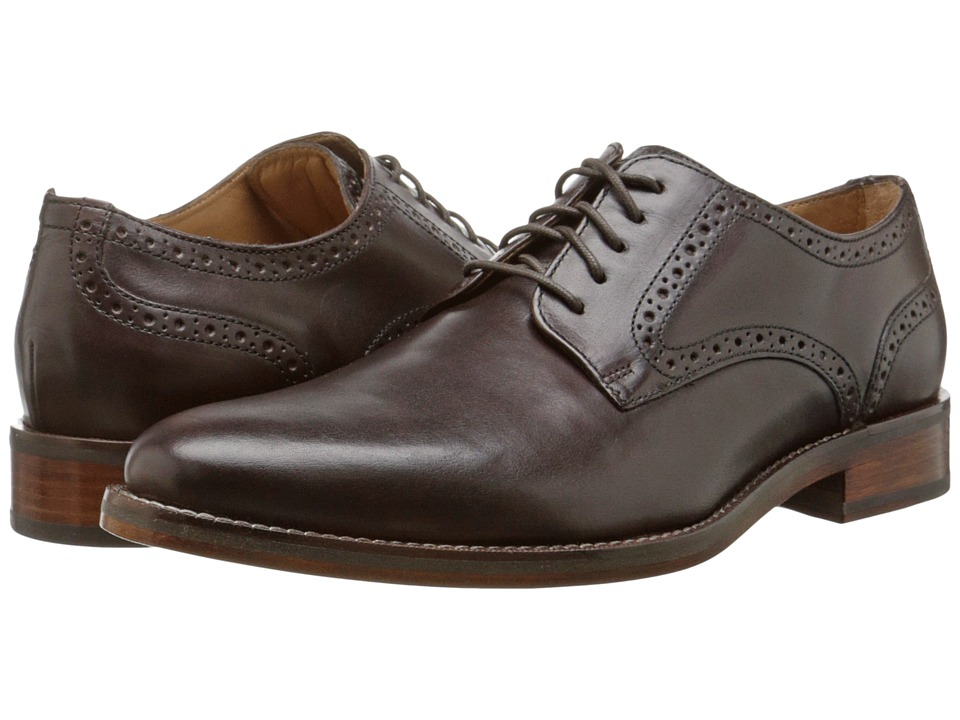 Cole Haan - Madison Grand Plain (Dark Brown) Men