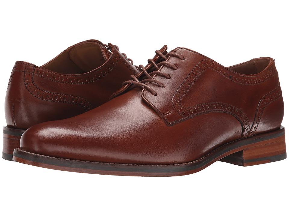 Cole Haan - Madison Grand Plain (British Tan) Men's Shoes