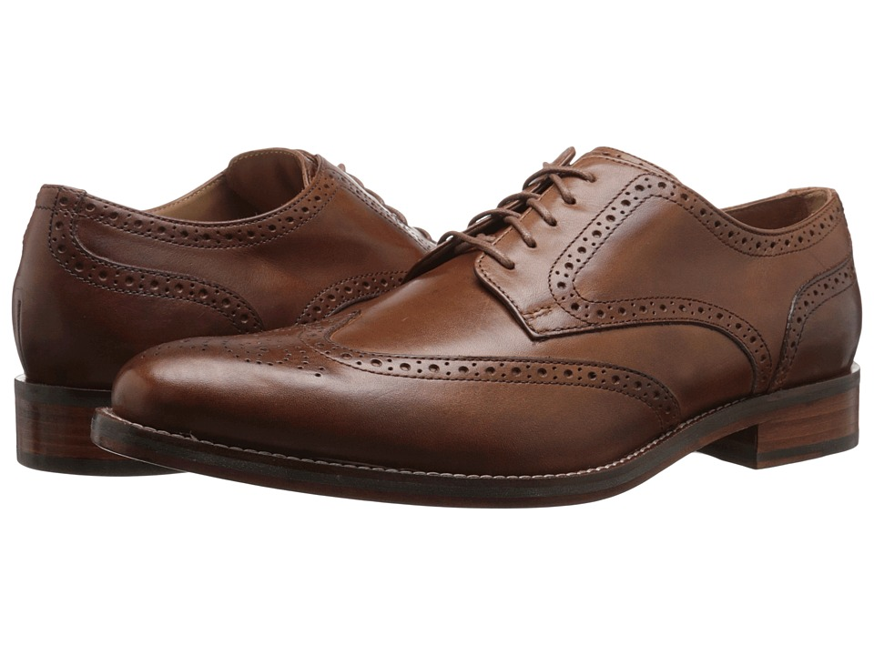 Cole Haan - Madison Grand Wing (British Tan) Men's Shoes