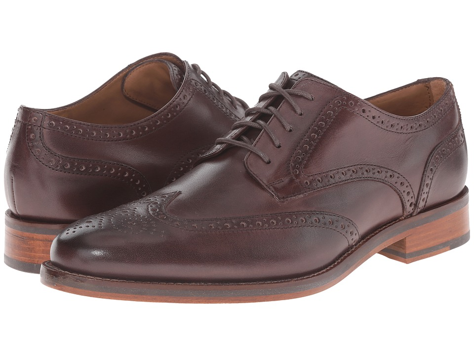 Cole Haan - Madison Grand Wing (Dark Brown) Men