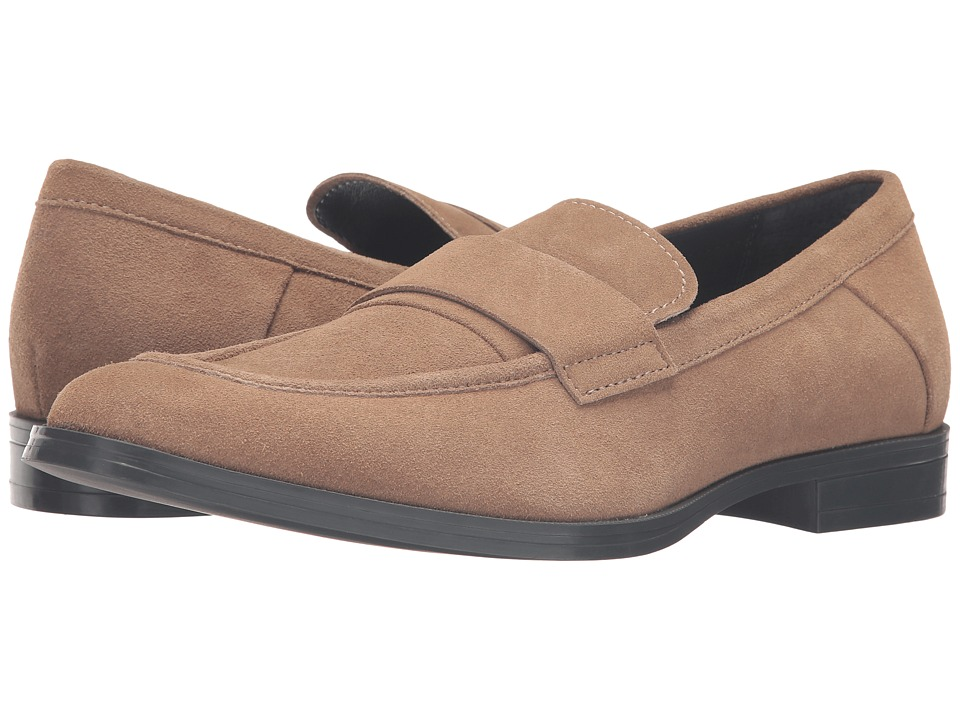 Calvin Klein - Kasper (Sand Suede) Men's Shoes