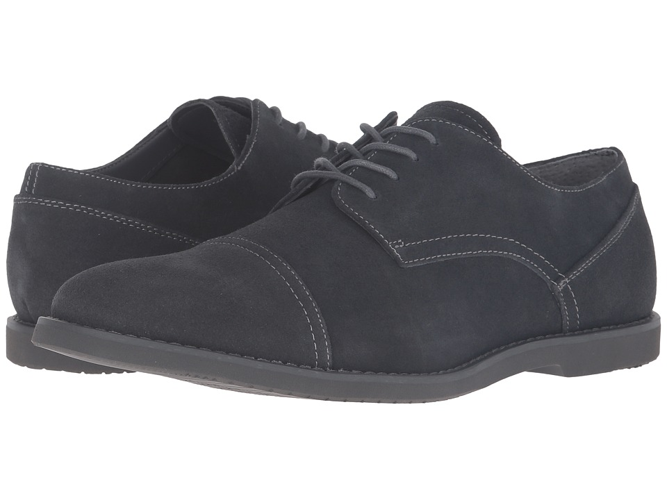 Calvin Klein - Finlay (Dark Grey Suede) Men's Shoes