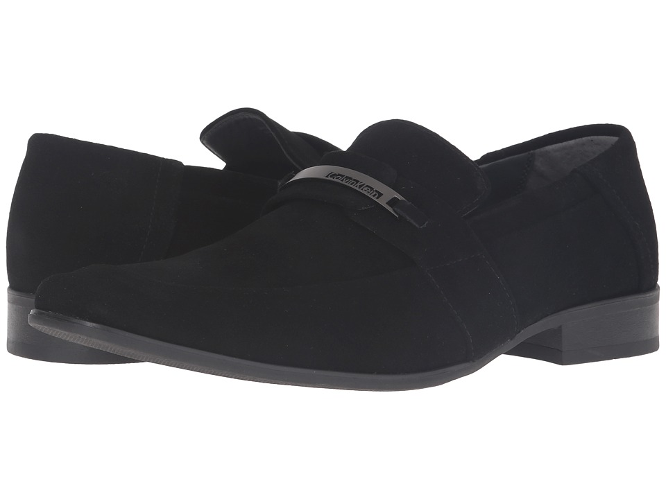 Calvin Klein Brice (Black Suede) Men