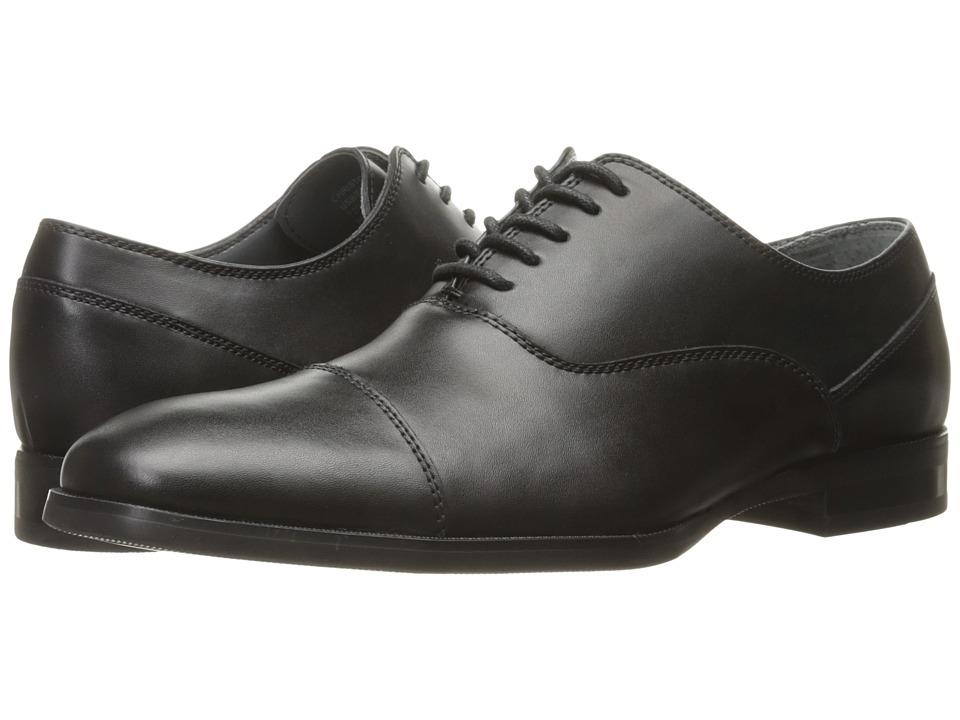 Calvin Klein - Christopher (Black Dress Action) Men's Shoes