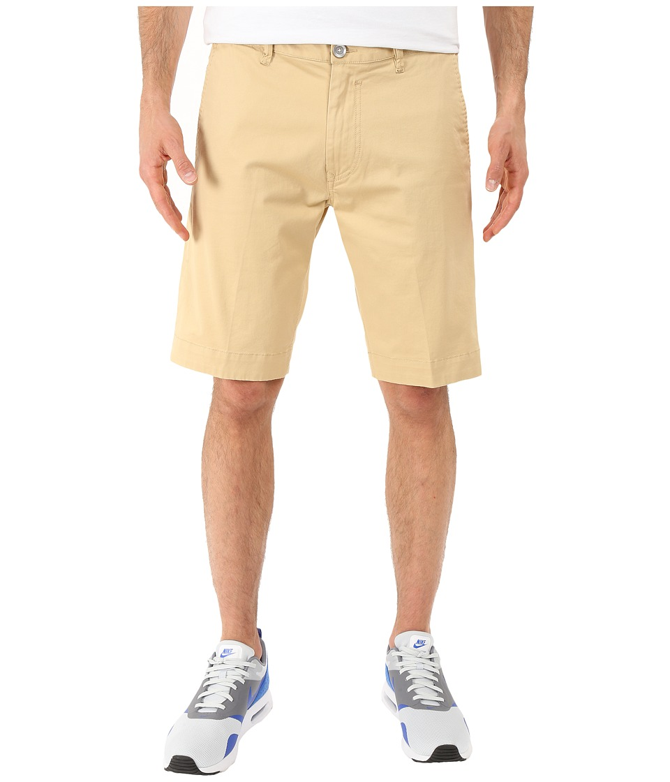 Diesel - Chi-Pitt-Sho Shorts (Khaki) Men's Shorts