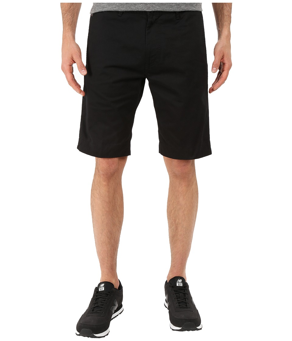 Diesel - Chi-Pitt-Sho Shorts (Black) Men's Shorts
