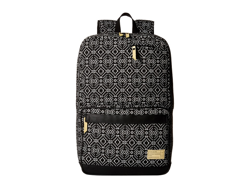 HEX - Origin Backpack (Black/White) Backpack Bags