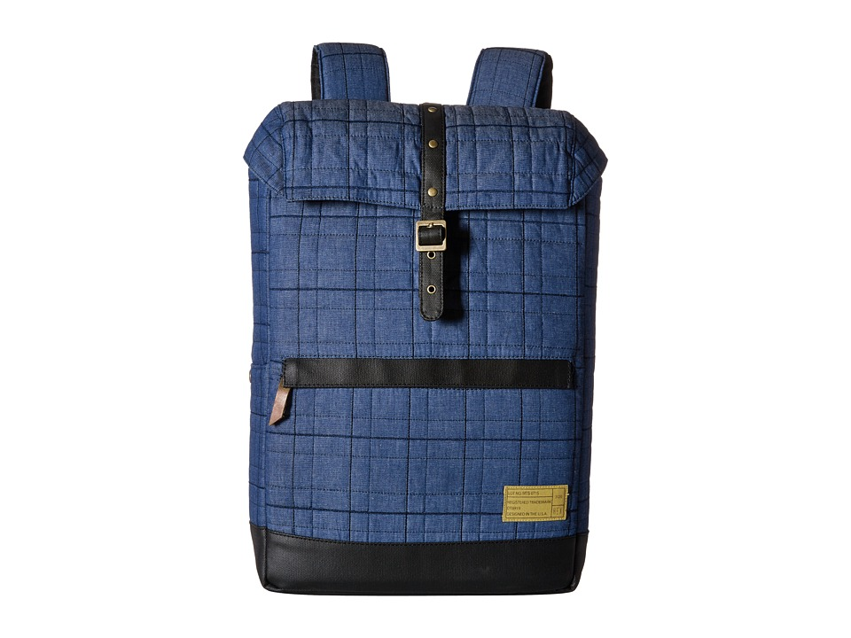 HEX - Alliance Backpack (Blue) Backpack Bags