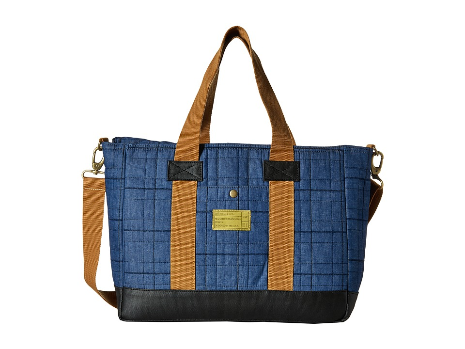 HEX - Work Bag (Blue) Messenger Bags