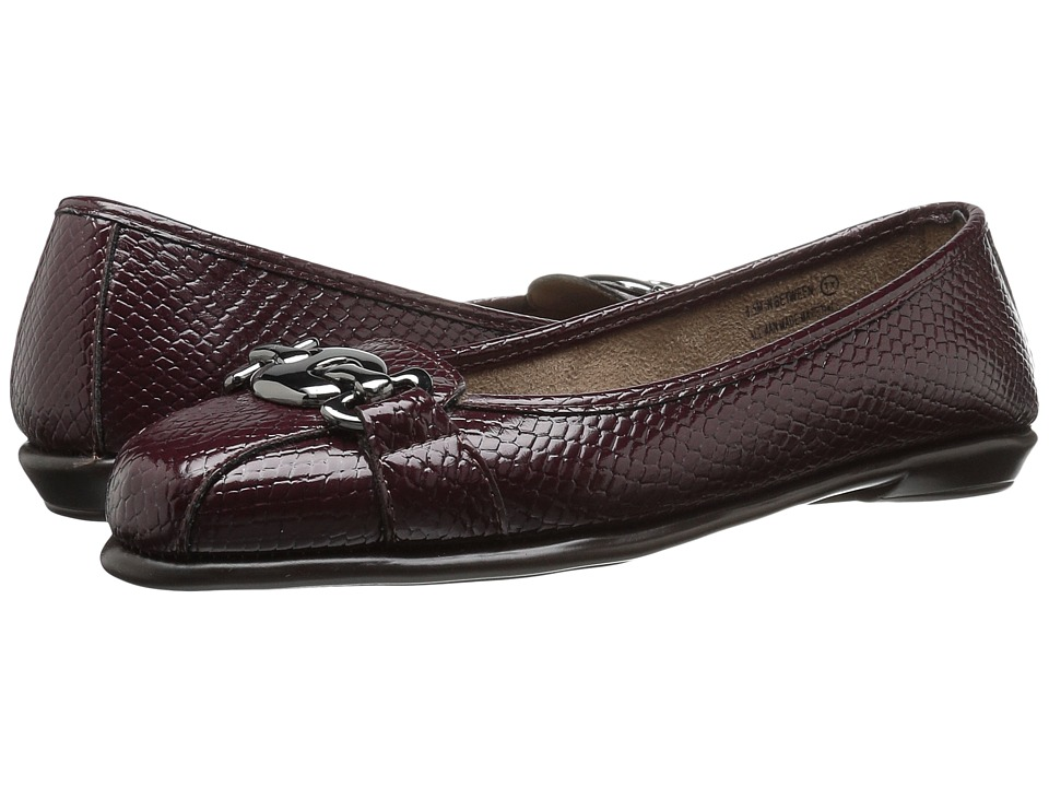 A2 by Aerosoles In Between (Wine Snake) Women