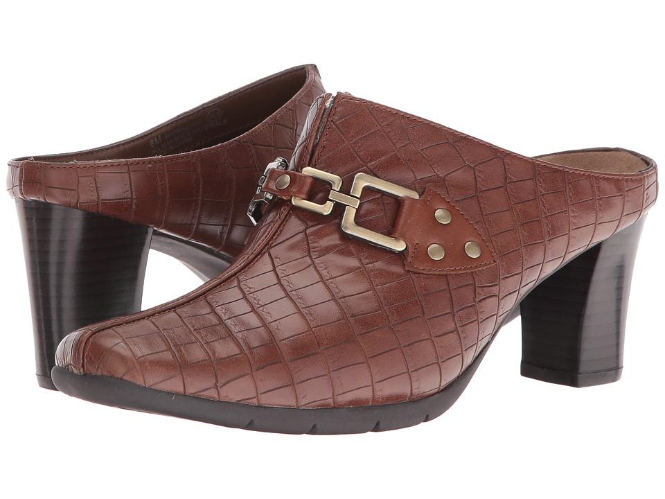 A2 by Aerosoles - Matrimony (Tan Croco) Women's Shoes