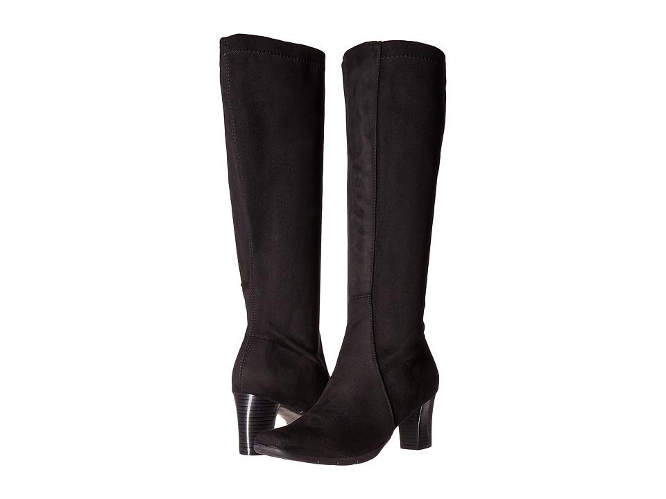 A2 by Aerosoles - Lemonade (Black Fabric) Women's Shoes