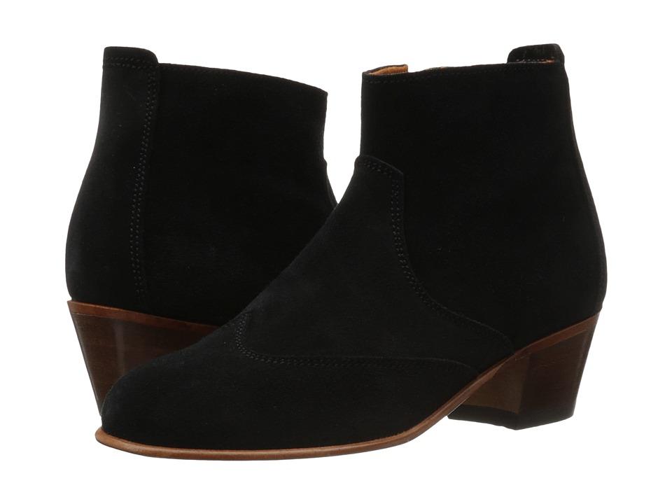 Penelope Chilvers - Lisbon Suede (Black) Women's Shoes