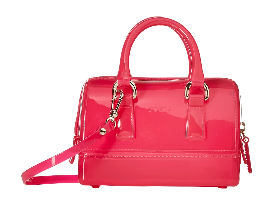 Furla - Candy Sweetie Mini Satchel (Gloss) Satchel Handbags