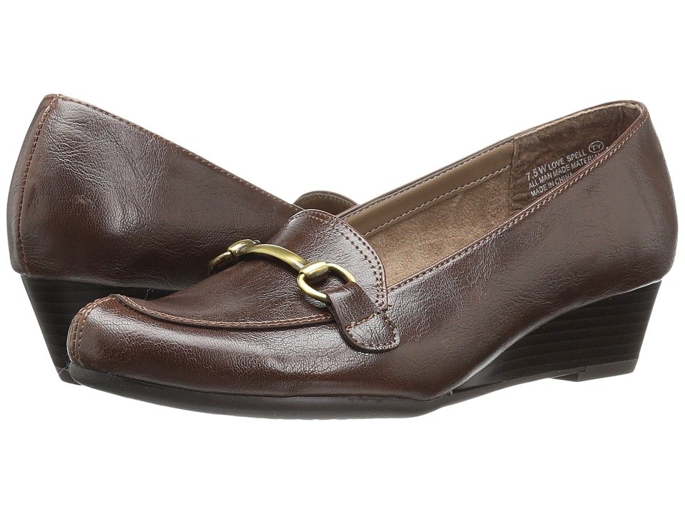 A2 by Aerosoles - Love Spell (Brown) Women's Shoes
