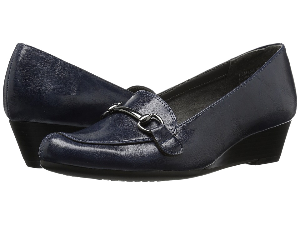A2 by Aerosoles Love Spell (Navy) Women
