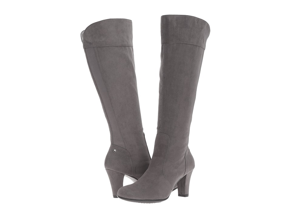 A2 by Aerosoles Log Role (Dark Gray Combo) Women