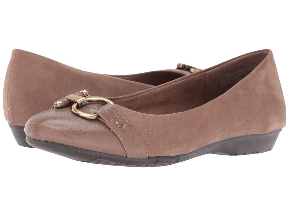 A2 by Aerosoles Ultrabrite (Taupe Fabric) Women