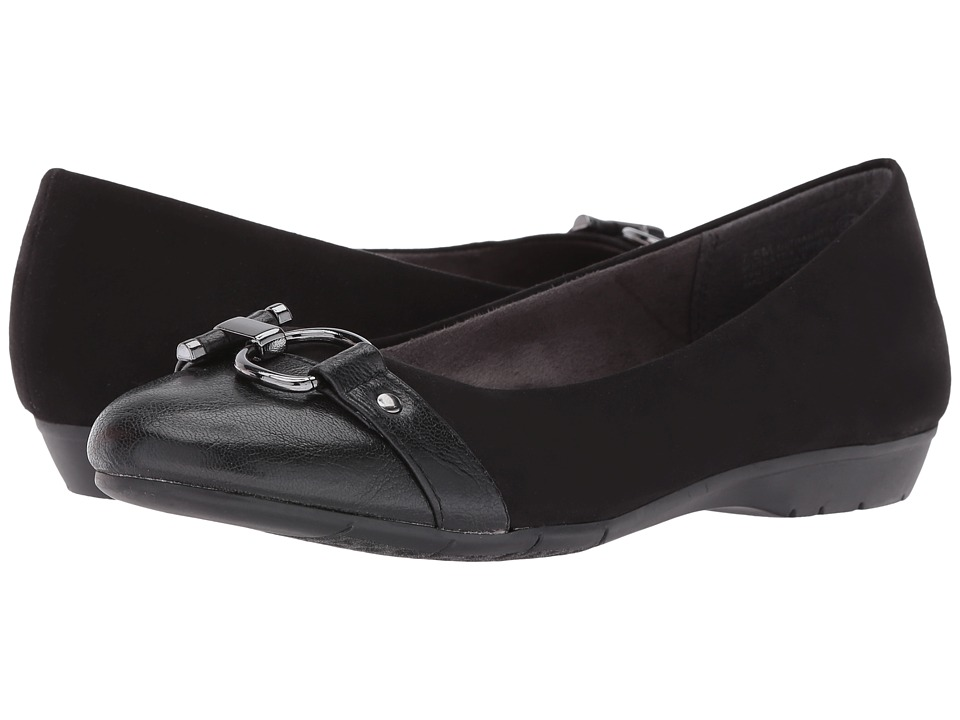 A2 by Aerosoles - Ultrabrite (Black Fabric) Women's Shoes