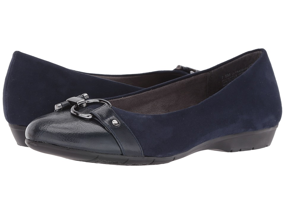 A2 by Aerosoles Ultrabrite (Navy Fabric) Women