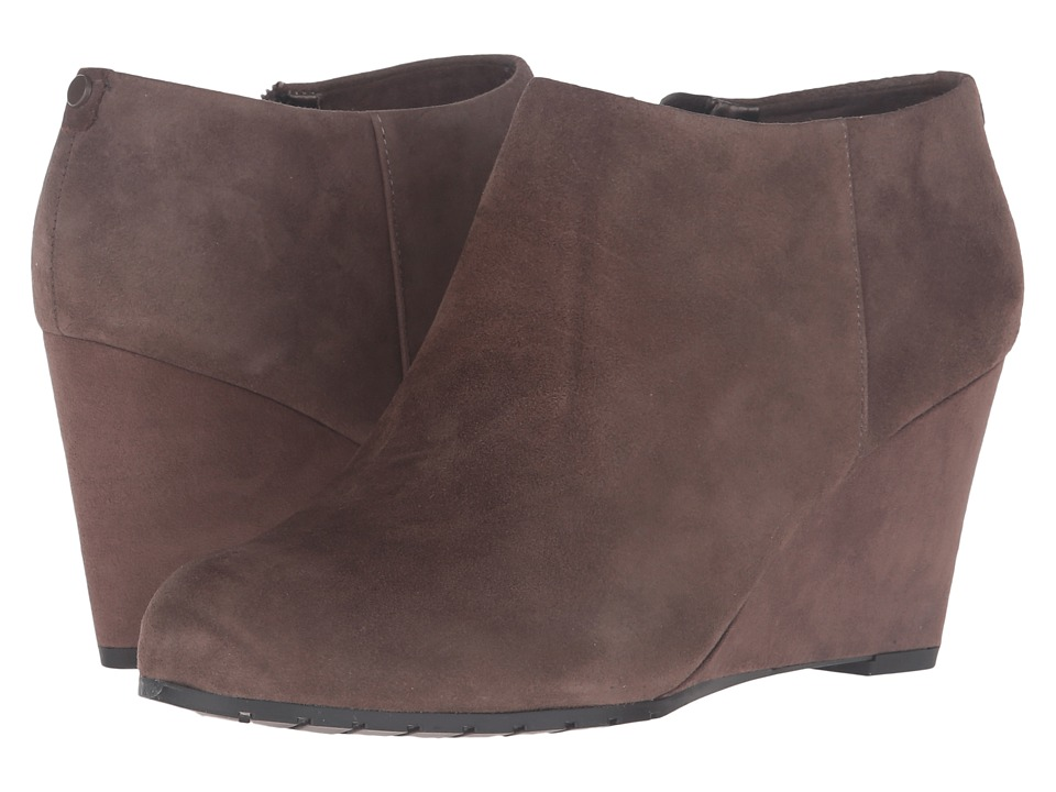 Easy Spirit Cardea (Dark Taupe Suede) Women