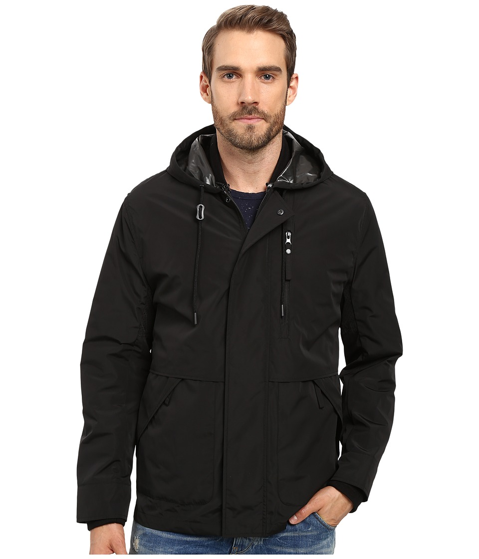 Marc New York by Andrew Marc - Graham 3-in-1 Jacket (Black) Men's Coat