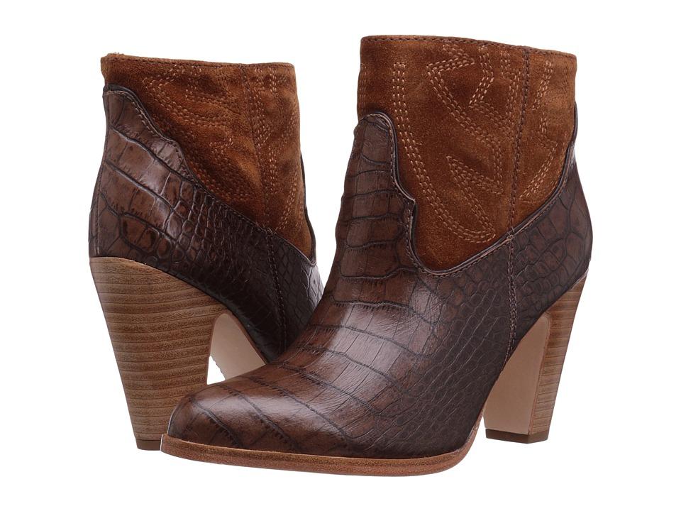 Matisse - Understated Leather I Done N Dusted (Oak Leather) Women's Boots